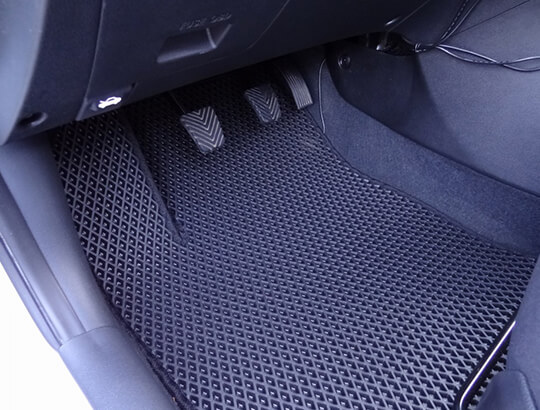 Автоковрик eva-comfort