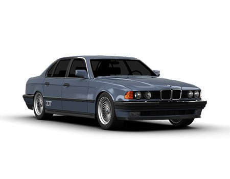BMW 7(Е32) Long 1986-1994