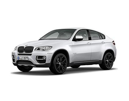 BMW X6 (E71) 2007 — 2013