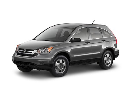 Honda CR-V III 2007 — 2012