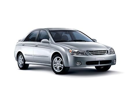 Kia Cerato I 2004 — 2009