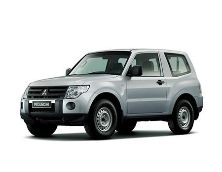 Mitsubishi Pajero IV 3d от 2006 г.в.