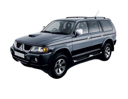 Mitsubishi Pajero Sport I (Montero Sport I) 1998 - 2008