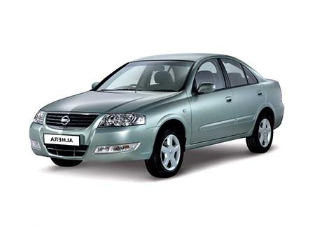 Nissan Almera Classic 2006 - 2013