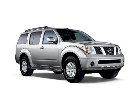 Nissan Pathfinder III (R51) 5 мест 2004 - 2010