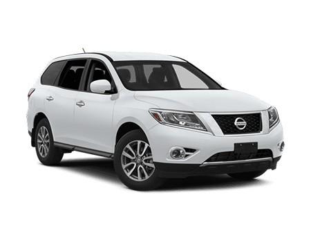 Nissan Pathfinder IV (R52) 5 мест от 2014