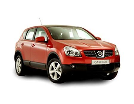 Nissan Qashqai J10 2007 - 2014