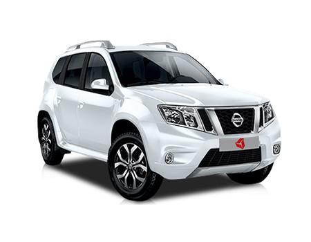 Nissan Terrano III от 2014 г.в.