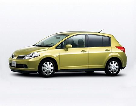 Nissan Tiida I правый руль от 2004 г.в.
