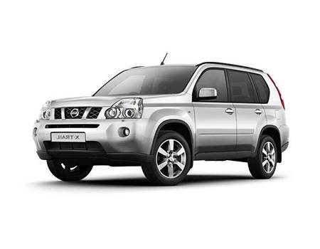Nissan X-Trail (T31) 2007 - 2015