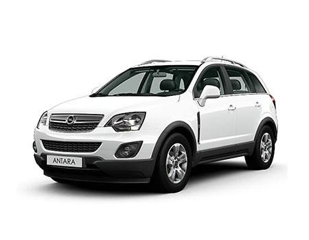 Opel Antara I рестайл 2010 - 2015