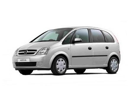 Opel Meriva A 2002 - 2010