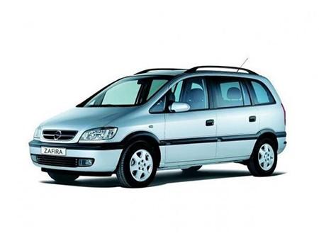 Opel Zafira В от 2005 г.в.
