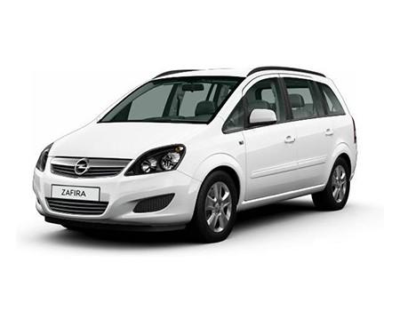 Opel Zafira C 5 мест 2012 - 2015