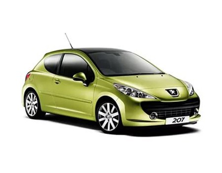 Peugeot 207 3d 2006 - 2013