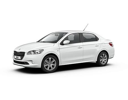 Peugeot 301 2013 - 2015