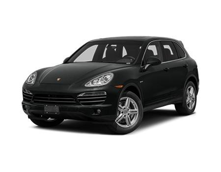 Porsche Cayenne I (955) 2003-2007