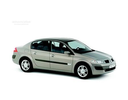 Renault Megane II 2003-2006