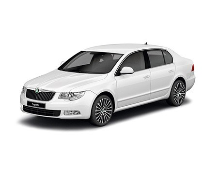 Skoda Superb II 2008-2013