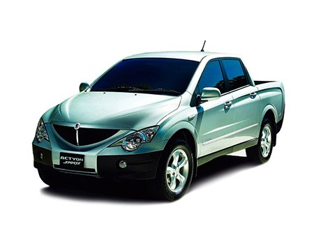 Ssang Yong Actyon sport I 2007-2012