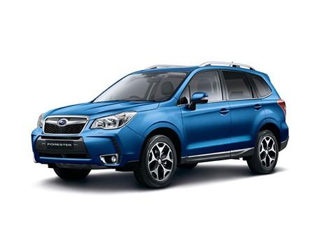Subaru Forester IV (SJ) от 2013 г.в.