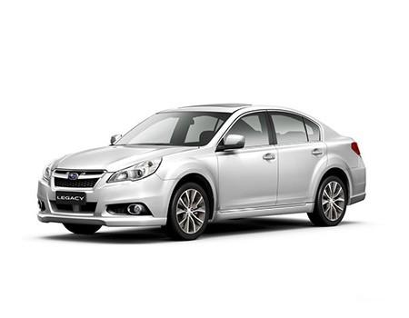 Subaru Legacy V 2009 - 2015