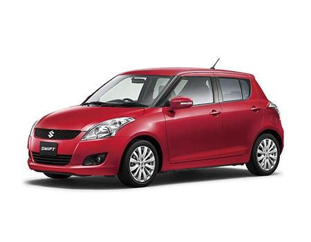 Suzuki Swift III правый руль 2004 - 2011
