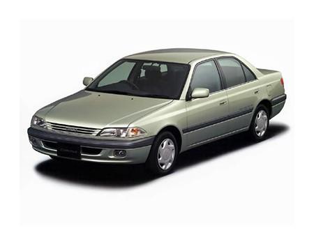 Toyota Carina T210 (правый руль) 1996 - 2001