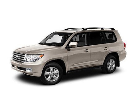 Toyota Land Cruiser 200 (2007 - 2011)