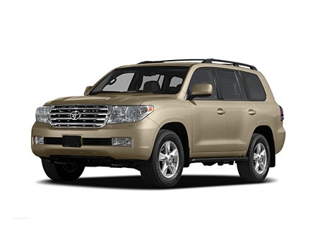 Toyota Land Cruiser 200 (2012 - 2015)