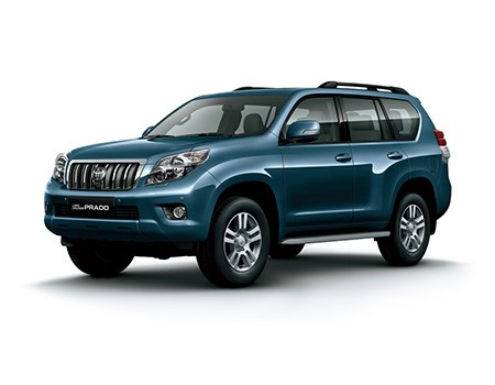 Toyota Land Cruiser Prado 150, 2009 - 2013