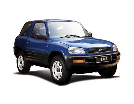 Toyota RAV 4 I (XA10) 1994 - 2000