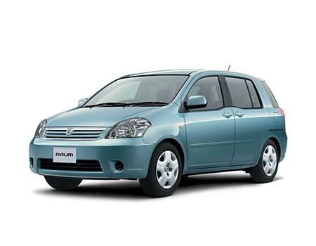 Toyota Raum II 2003 - 2011 Правый руль