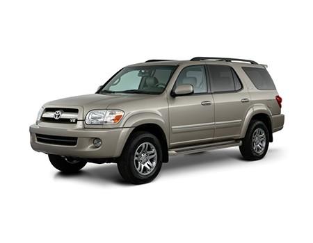 Toyota Sequoia I 2000 - 2007