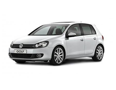 Volkswagen Golf VI 2009 - 2012