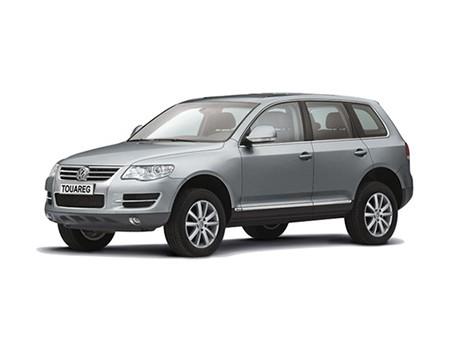 Volkswagen Touareg I 2002 - 2010