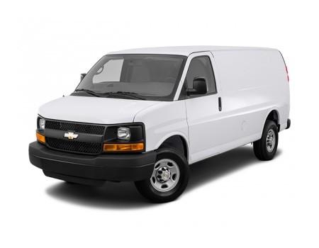 Ковры салонные Chevrolet Express 1996 - 2002