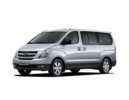 Ковры салонные Hyundai Starex (H-1) II рестайл 2015 -