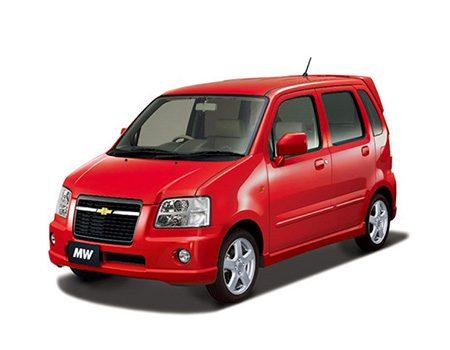 Chevrolet MW 2001