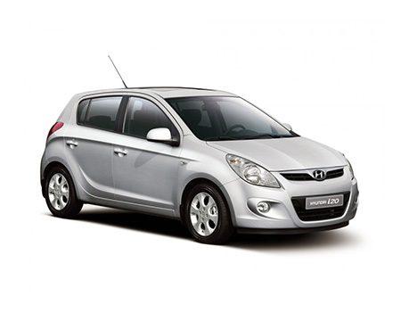 Hyundai i20 2008