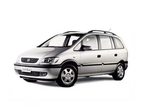 Opel Zafira А1999