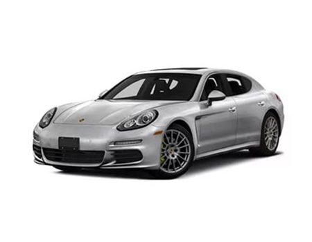 Porsche Panamera 2016 -