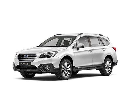 Subaru Outback V 2015