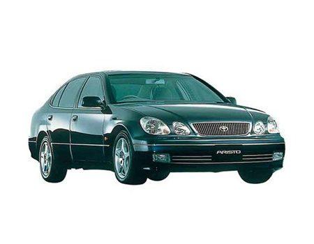 Toyota Aristo 1997 - 2004 правый рул