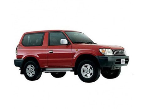 Toyota Land Cruiser Prado 90 1996