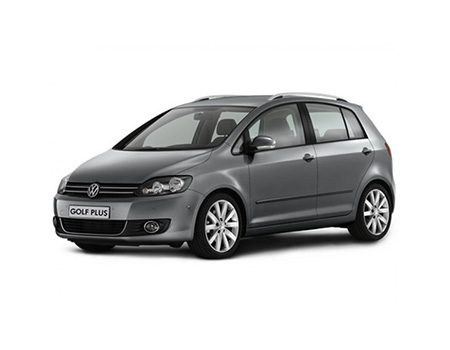 Volkswagen Golf V plus 2012