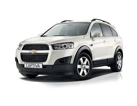 Chevrolet Captiva 7 мест 2011 -