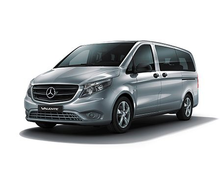 Mercedes Vito W447 2015 -
