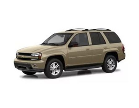 Chevrolet TrailBlazer 2001-2006