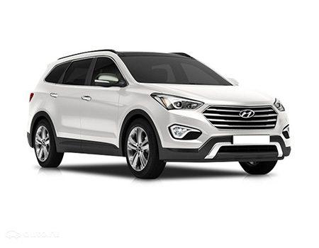 Hyundai Santa Fe III 2016